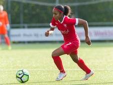 FC Twente Vrouwen oefent tegen jongensteam Vogido