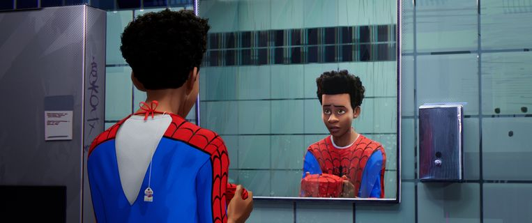 'Spider-Man: Into the Spider-Verse'. Beeld RV