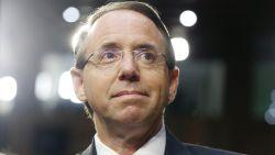 Amerikaanse viceminister van Justitie stelde voor om Trump af te luisteren