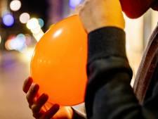 Lachgasverbod in Enschede niet volledig geslaagd