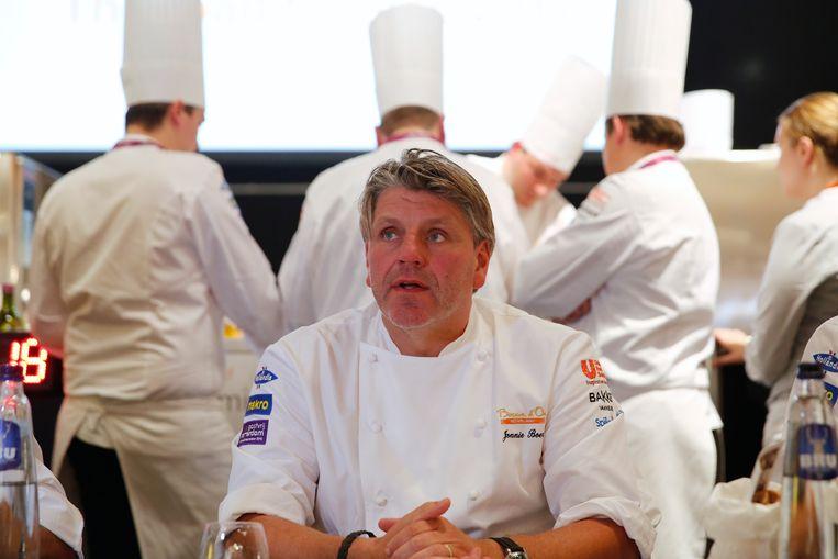 Jonnie Boer, chef-kok van de Librije.  Beeld Hollandse Hoogte /  ANP