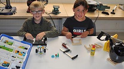 Nieuwe lessenreeks Techniekacademie start op 13 februari