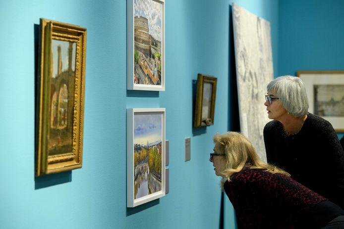 De tentoonstelling over Van Wittel in Kunsthal KAdE trok de meeste bezoekers.