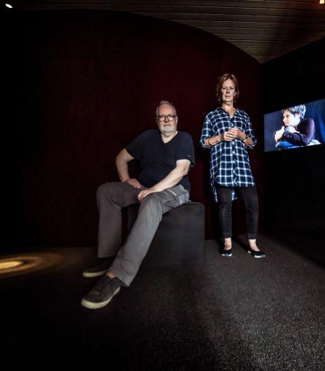 Een indringend videokunstwerk over het verliezen van een kind is te zien in Kunsthuis Wijchen