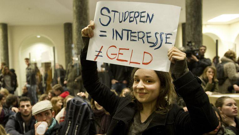 PvdA-minister Jet Bussemaker besloot dat schoolbestuurders meer tegenspel moesten krijgen. Beeld anp