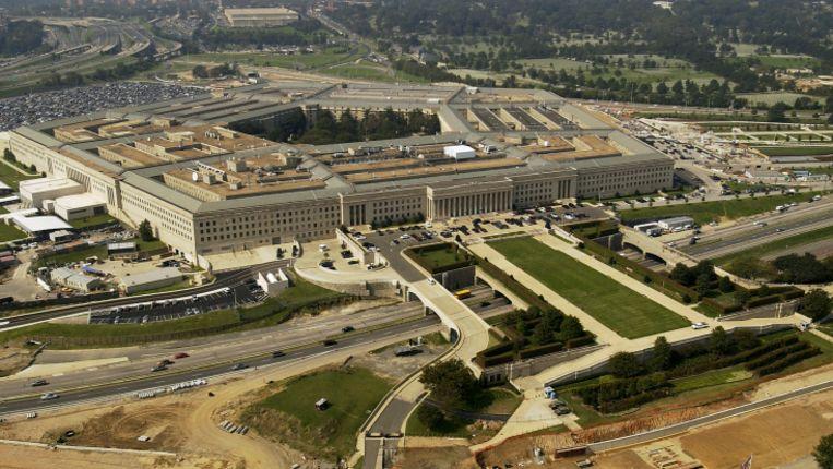 Het Pentagon in Washington D.C. Beeld THINKSTOCK