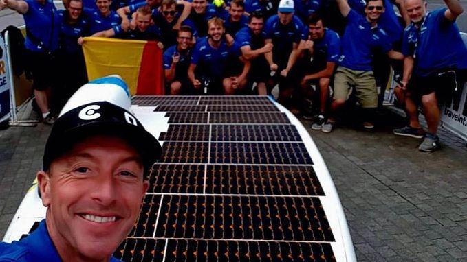 Solar Team pakt brons op WK voor zonnewagens