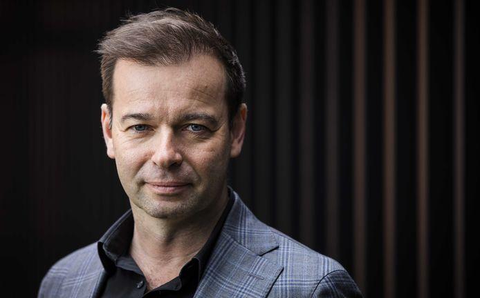 Portret van Peter van der Vorst. Van der Vorst wordt directeur Content en Marketing bij RTL.