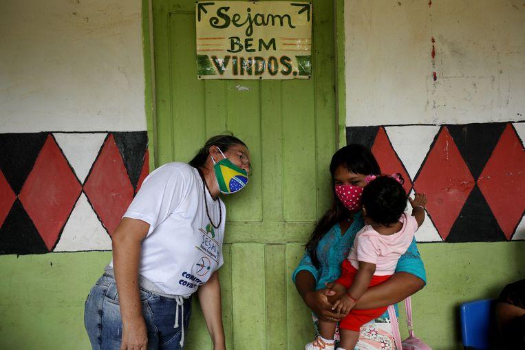 Daling van besmettingen in landen met nieuwe varianten - Volkskrant