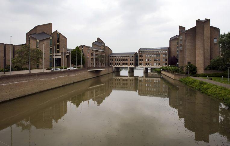 Provinciehuis in Maastricht, Limburg. Beeld anp