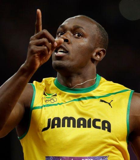 Oud-sprinter Usain Bolt test positief op corona na verjaardagsfeestje