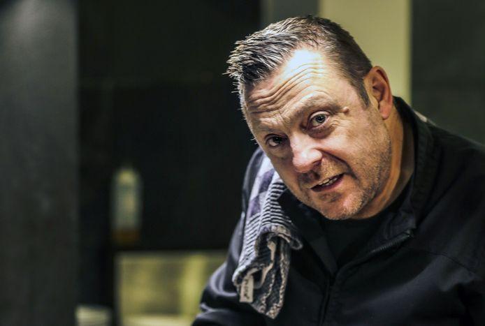 Chef-kok Ivan Puystiens.