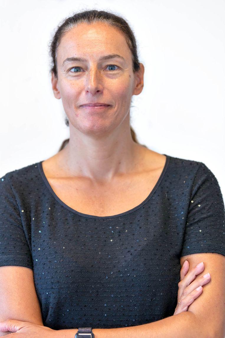 Thérèse van Amelsvoort, hoogleraar psychiatrie aan de Universiteit Maastricht. Beeld