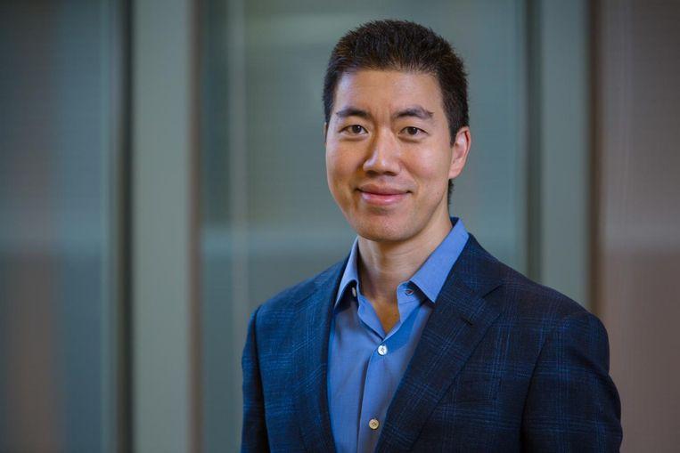 David Liu, kanshebber voor de Nobelprijs Scheikunde.q Beeld rv