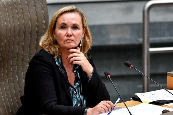 Vlaams parlementsvoorzitter Liesbeth Homans.