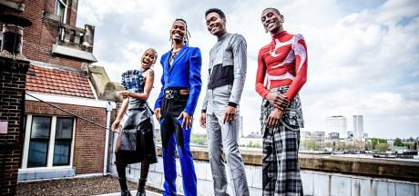 Jeangu eert roots: songfestivaloutfit met Caribisch tintje