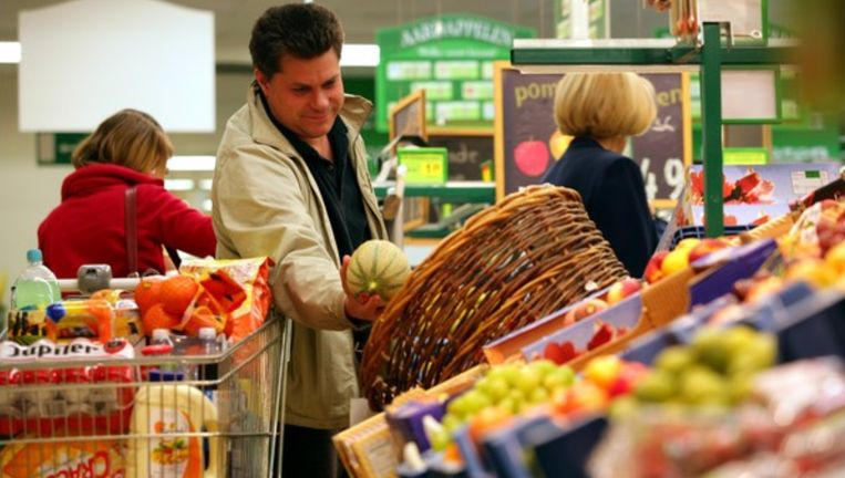 Door de indexsprong wordt onder meer winkelen duurder. Beeld photo_news