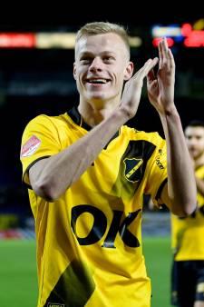 NAC-verdediger Van Hecke: 'Als ik presteer, heeft de trainer geen reden mij eruit te halen'
