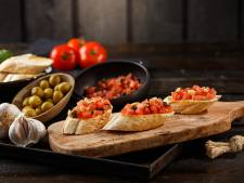 Wat Eten We Vandaag: Italiaanse bruschetta