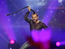 Montenegro wint prijs voor lelijkste Songfestivaloutfit