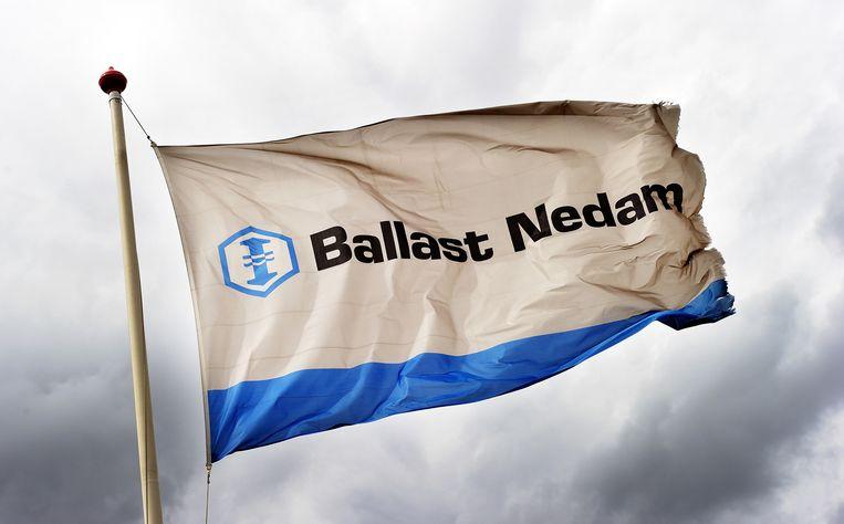 Bouwbedrijf Ballast Nedam verkeerde financieel gezien in zwaar weer. Beeld anp