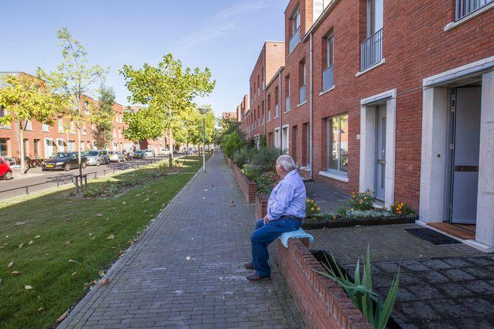 Eindhoven - kruidenbuurt omgeving Lavendellaan