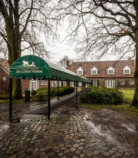 Sloop Collse Hoeve in Nuenen is lastig tegen te houden