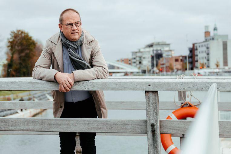 Stefaan Lammertyn: 'Op vlak van geestelijke gezondheidszorg is Vlaanderen vaak nog een ontwikkelingsland.' Beeld Damon De Backer