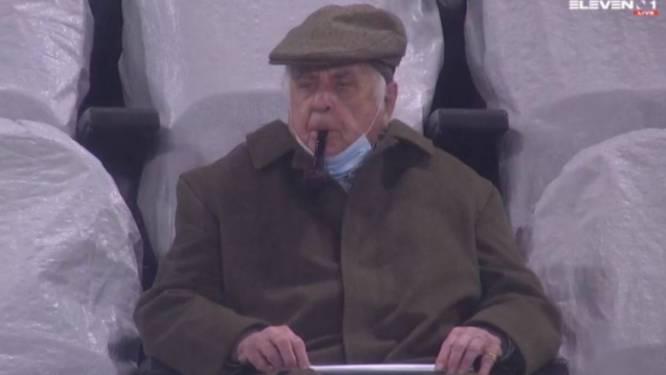 Anderlecht-aandeelhouder Davignon gaat z'n boekje te buiten op tribune Lotto Park en krijgt coronaboete