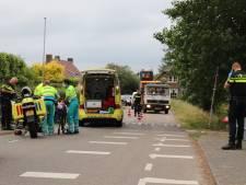 Wielrenner raakt ernstig gewond bij ongeval in Leusden