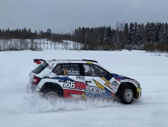 "Pieter Jan Michiel Cracco en Jasper Vermeulen starten in Arctic Rally Finland: ""We maken jongensdroom waar"""