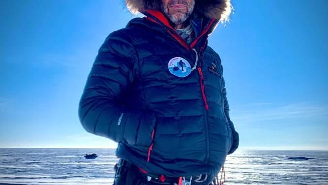 """PORTRET. Dixie Dansercoer (58), avonturier en poolreiziger: """"Ik ben een klein zwart stipje in een onmetelijke witte vlakte — een stipje dat zo kan worden weggegomd"""""""