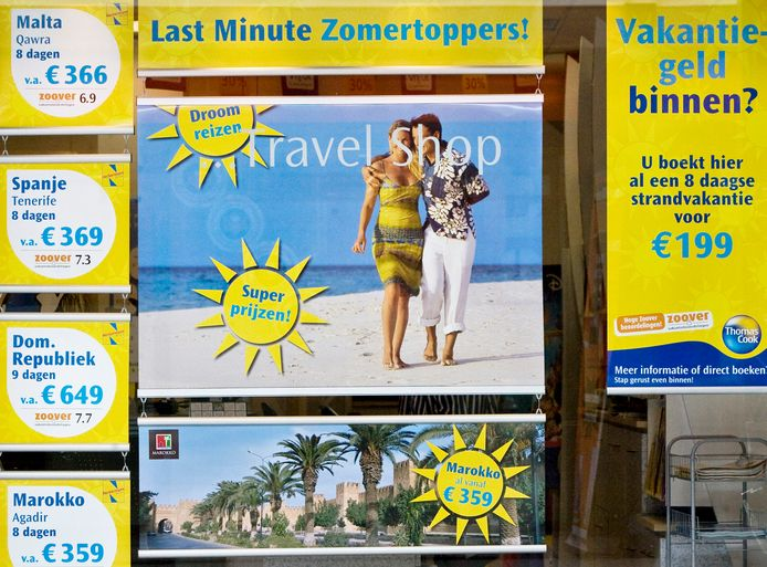 Bij het merendeel van de Nederlanders gaat het jaarlijkse vakantiegeld ook dit jaar niet op aan vakantie.