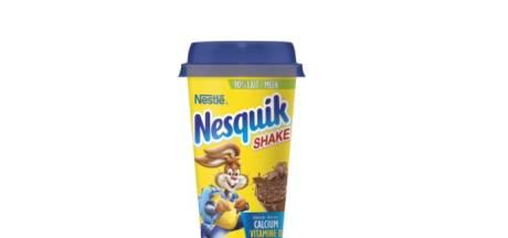 Nestlé rappelle du Nesquik Shake en raison d'un goût piquant