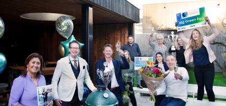 Big Green Egg Europe wint MKB Ondernemersprijs: 'Ik kon het niet droog houden'