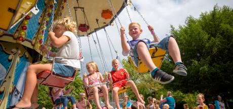 Zomercarnaval in speeltuin De Splinter in Eindhoven