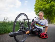 Weer WK-goud voor handbikester Jennette Jansen