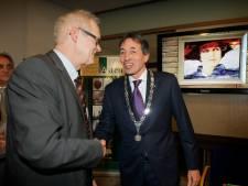 Hubert Vos stopt volgend jaar als burgemeester van Asten