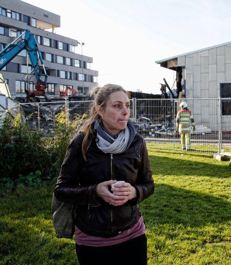 Tranen en boosheid na verwoestende brand theatergebouw Utrecht: 'Dit doet heel veel pijn'