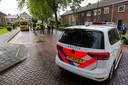 Ernstig ongeval aan de Hofveld in Apeldoorn.