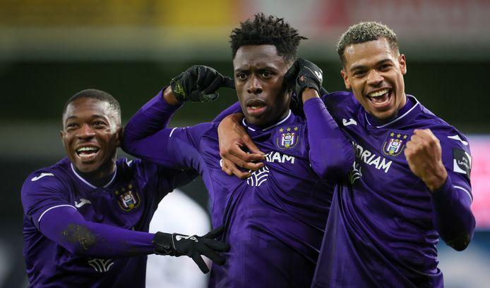 Deuxième but en Pro League et excellente prestation pour Albert Sambi Lokonga.