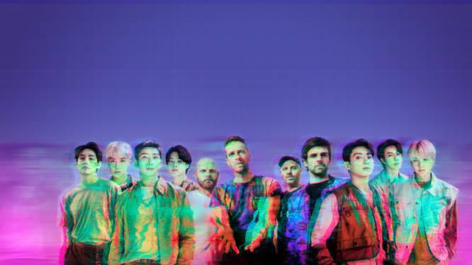 Gezamenlijke single van Coldplay en BTS is een muzikale oorwurm met grote hitpotentie