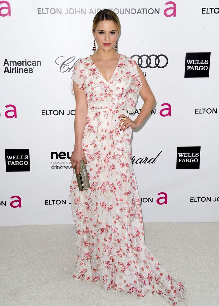 Dianna Agron. Beeld reuters