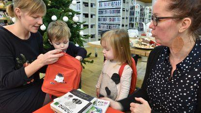 Bibliotheken zetten in op leesbevordering bij peuters en kleuters
