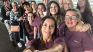 Leerlingen Virgo Sapiens lopen stage in Hongaarse zorginstelling