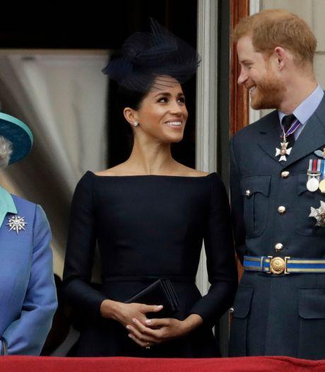 Harry en Meghan: Intiem koosnaampje van Queen hadden we nooit gebruikt zonder toestemming