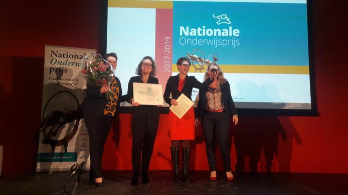 094d5922692 Het Revius uit Doorn wint de eerste onderwijsprijs van Utrecht in het  voortgezet onderwijs.