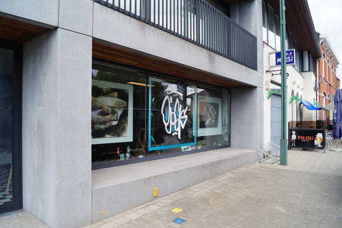 De nieuwe tattooshop van Djoels in Egem.