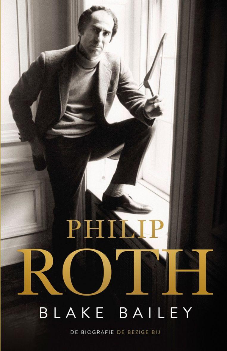 Philip Roth, de biografie door van Blake Bailey. Nederlandse vertaling van uitgeverij De Bezige Bij. Beeld