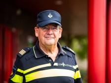 Ben is bijna 80 en trekt weer zijn politie-uniform aan: 'Ik heb als politieman nog wel wat jaartjes in mij'